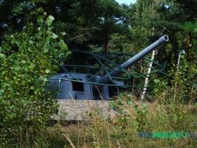 "Działo B-13, 13. BAS w Helu. fot. Michał Szafran, <a href=""http://odwaszegofotokorespondenta.blogspot.com/"" target=""_blank"">odwaszegofotokorespondenta.blogspot.com</a>"