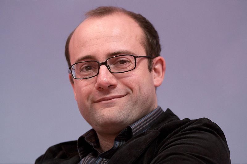 Johann Chapoutot. Źródło: Wikimedia Commons, autor: Georges Seguin, licencja: CC BY-SA 1.0