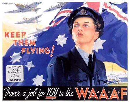 WAAAF_Recruiting_Poster