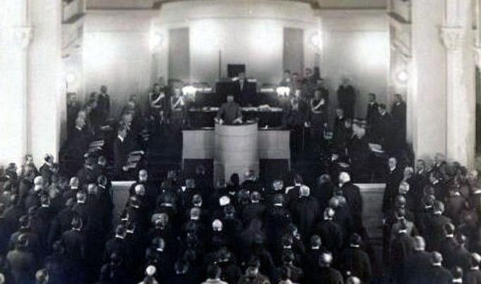 Sejm,_10.02.1919