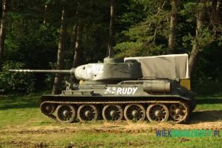 Najpopularniejsze oznaczenie czołgu w Polsce. Legendarny Rudy 102. fot. Michał Szafran, odwaszegofotokorespondenta.blogspot.com