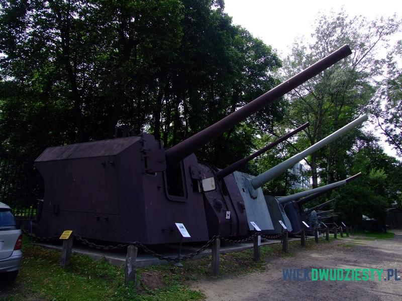 """Działo MU-2, Muzeum Wojska Polskiego Warszawa. fot. Michał Szafran, <a href=""""http://odwaszegofotokorespondenta.blogspot.com/"""" target=""""_blank"""">odwaszegofotokorespondenta.blogspot.com</a>"""