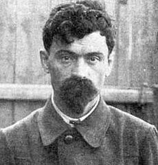 Jakow Michajłowicz Jurowski w 1918 roku. Źródło: Wikimedia Commons, domena publiczna.