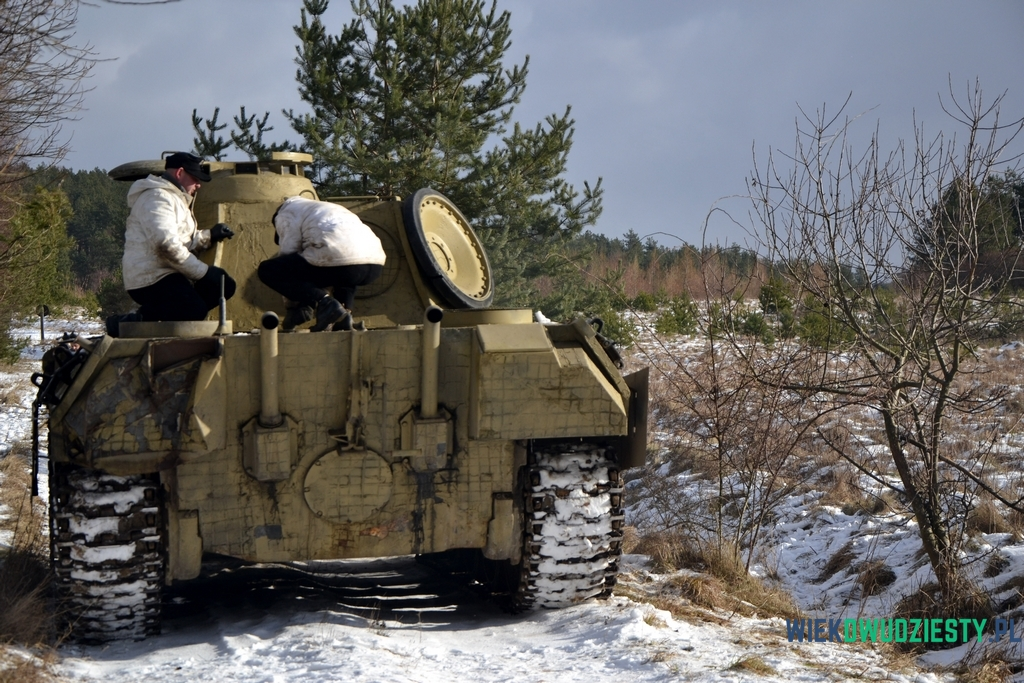PzKpfw V Panther, fot. Michał Szafran, odwaszegofotokorespondenta.blogspot.com