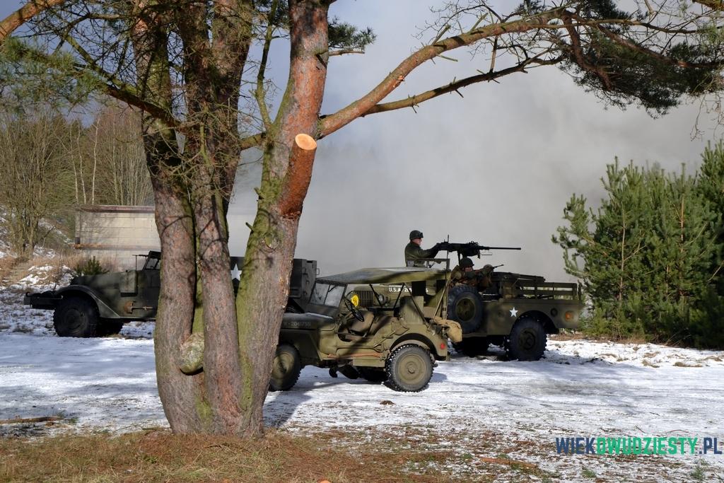 Amerykańskie pojazdy, fot. Michał Szafran, odwaszegofotokorespondenta.blogspot.com