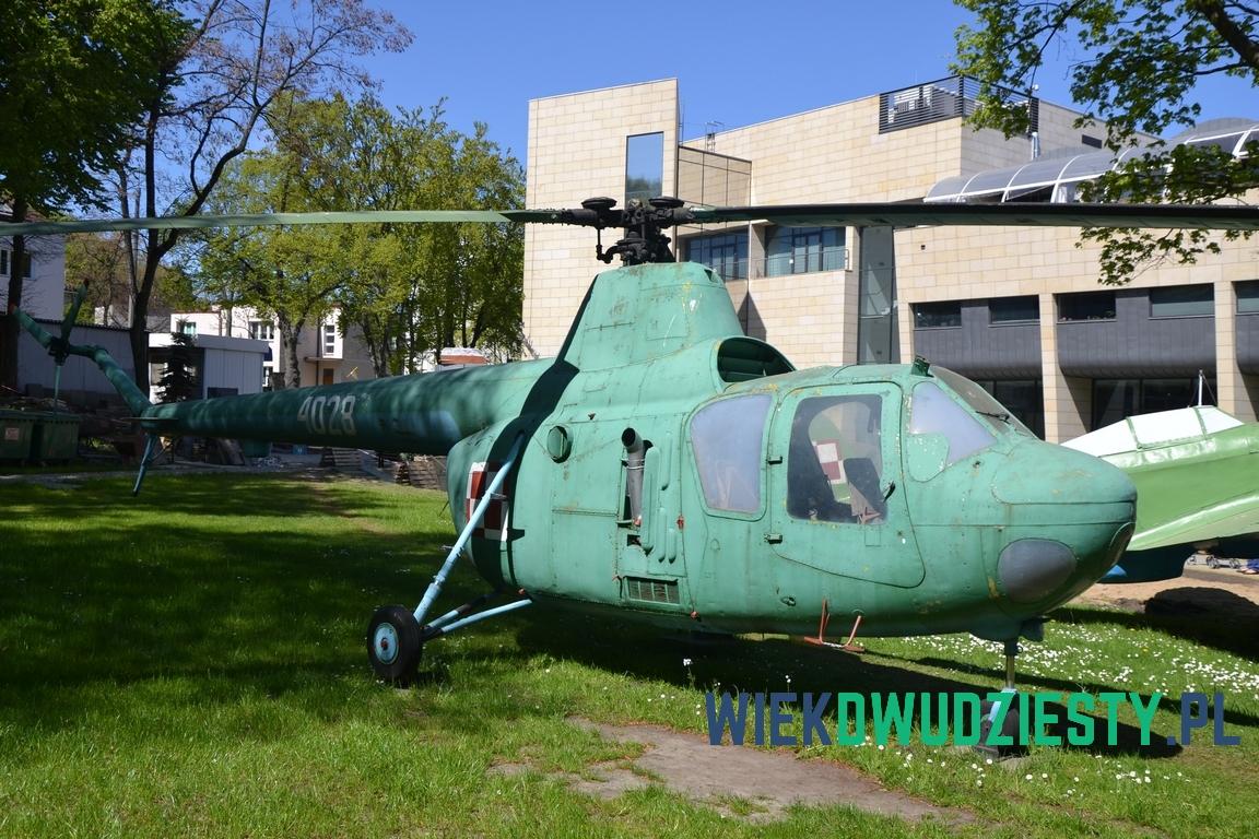 SM-1W w Muzeum Marynarki Wojennej w Gdyni. Fot. Michał Szafran, odwaszegofotokorespondenta.blogspot.com