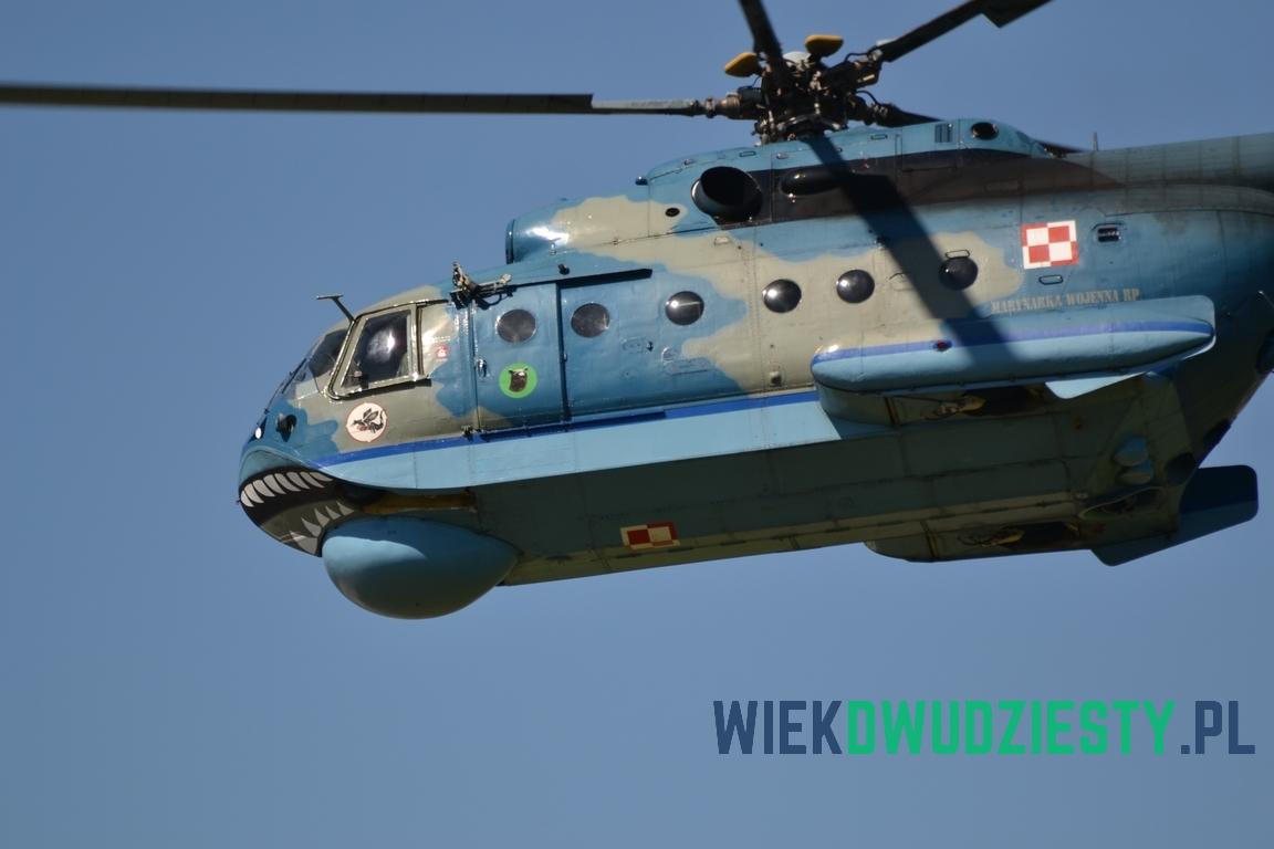 Mi-14PŁ. Fot. Michał Szafran, odwaszegofotokorespondenta.blogspot.com