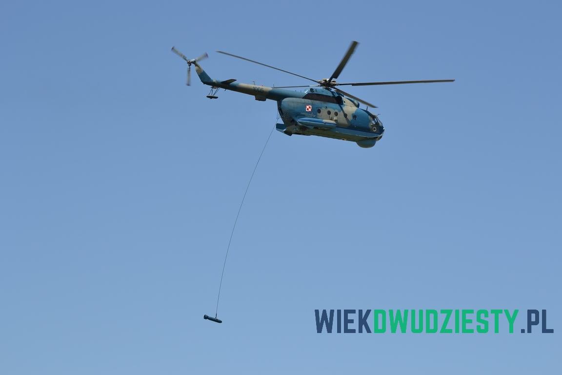 Magnetometr Mniszka służący do wykrywania okrętów podwodnych. Fot. Michał Szafran, odwaszegofotokorespondenta.blogspot.com