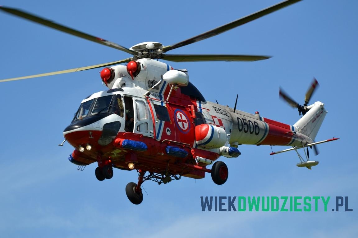 W-3RM Anakonda. Fot. Michał Szafran, odwaszegofotokorespondenta.blogspot.com