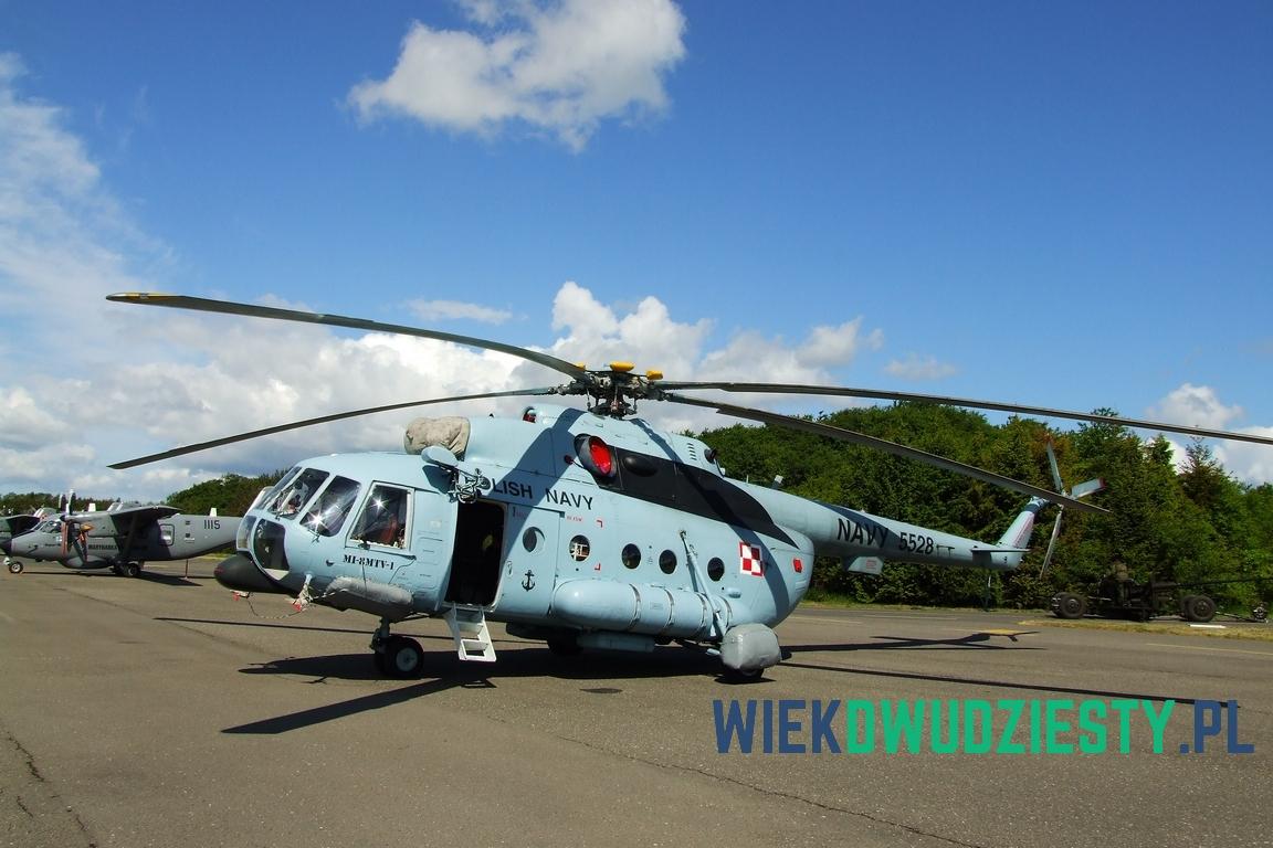 Mi-17 n\b 5528. Maszyna została wycofana pod koniec 2014 roku. Fot. Michał Szafran, odwaszegofotokorespondenta.blogspot.com