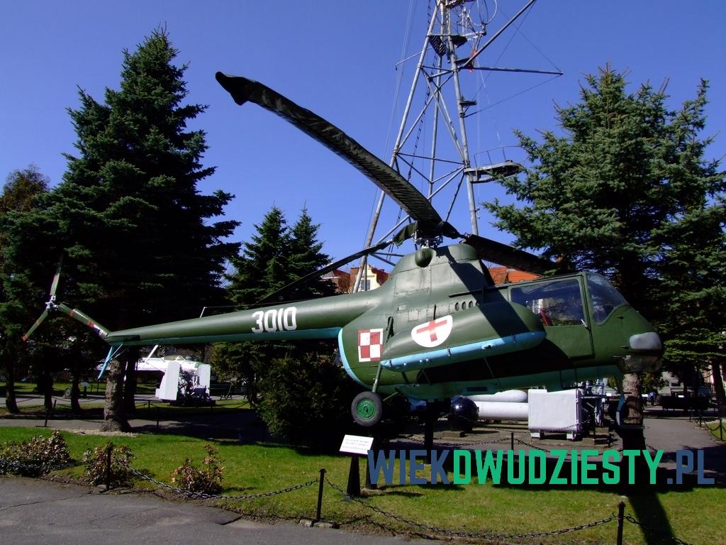SM-2 w wersji sanitarnej, Muzeum Oręża Polskiego w Kołobrzegu. Fot. Michał Szafran, odwaszegofotokorespondenta.blogspot.com