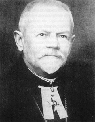 Juliusz Bursche. Źródło: Wikimedia Commons, domena publiczna.