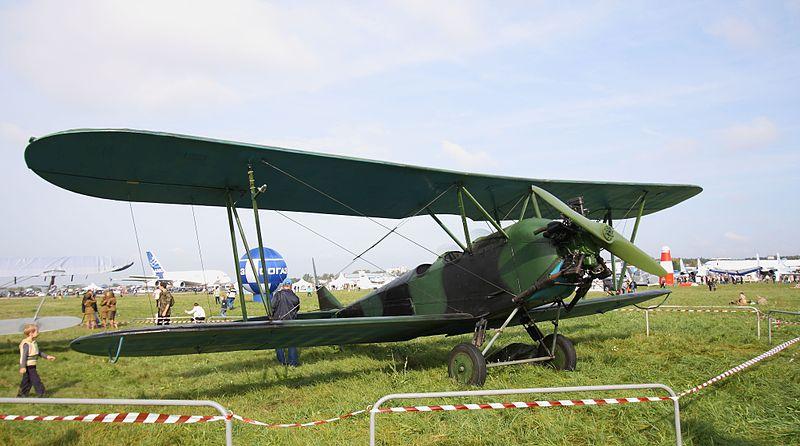 Polikarpow Po-2. Źródło: Wikimedia Commons, domena publiczna.