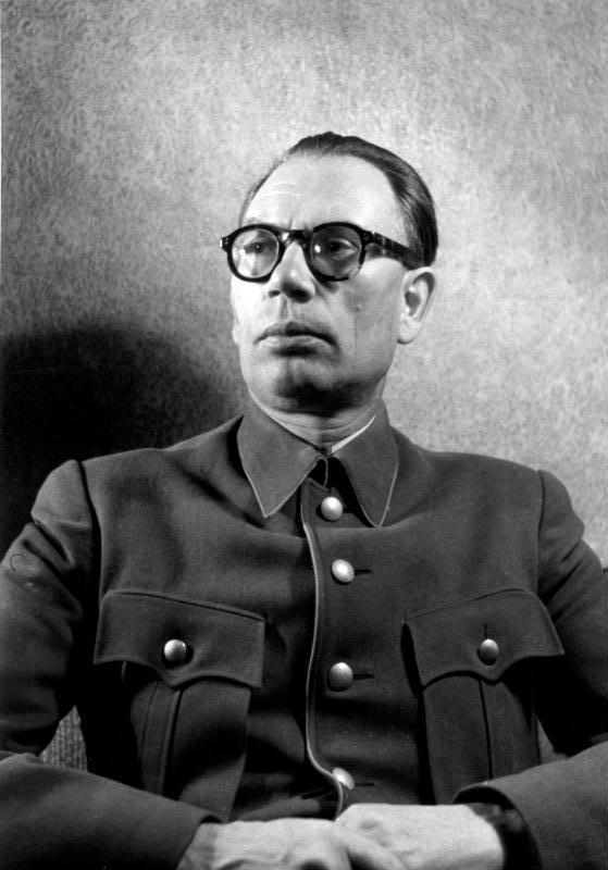 Generał A. A. Własow. Źródło: Bundesarchiv, Bild 146-1984-101-29 / CC-BY-SA