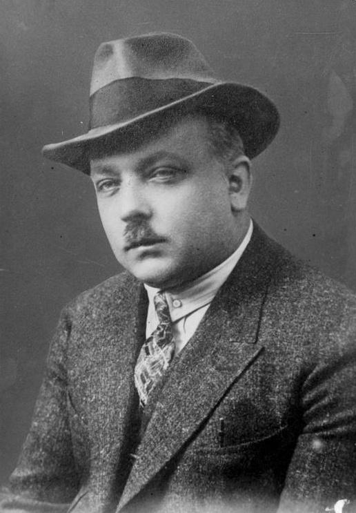 Kazimierz Czapiński, poseł PPS 1919 - 1935. Źródło: Narodowe Archiwum Cyfrowe, domena publiczna.
