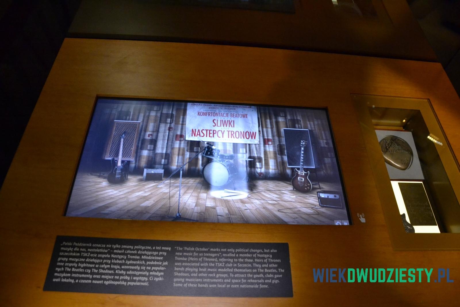 Muzeum Historii Żydów Polskich, fot. Michał Szafran, odwaszegofotokorespondenta.blogspot.com