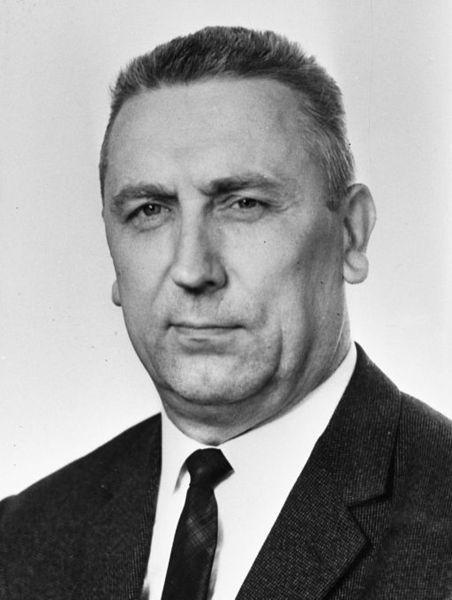 Edward Gierek w 1980 roku. Źródło: Wikimedia Commons, domena publiczna.