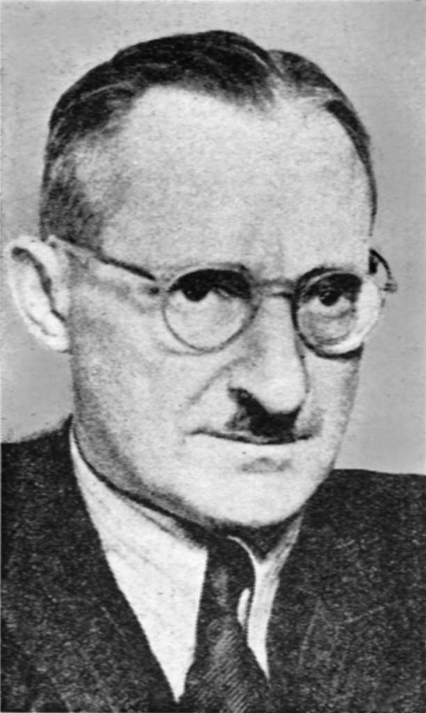 Janusz Groszkowski w 1959 roku. Źródło: Wikimedia Commons, domena publiczna.