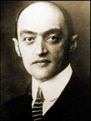 Joseph A. Schumpeter. Źródło: Wikimedia Commons, licencja: CC BY-SA 3.0