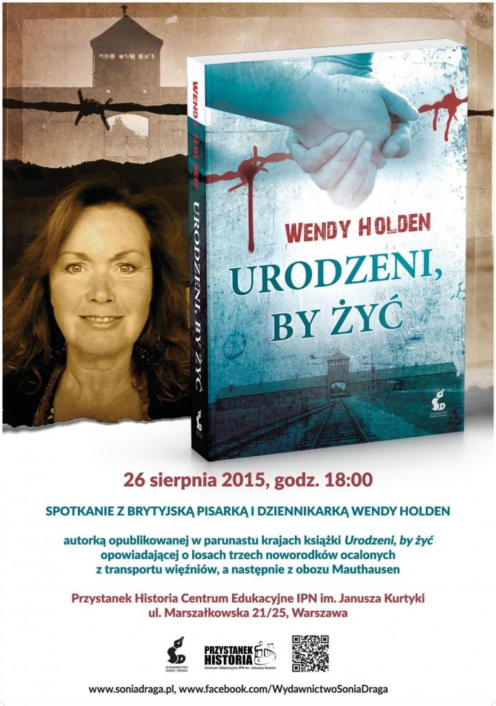 Spotkanie z Wendy Holden