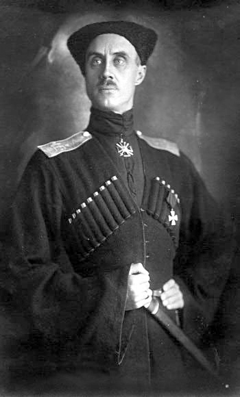 Generał Piotr Wrangel. Źródło: Wikimedia Commons, domena publiczna.