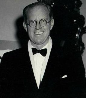 Joseph P. Kennedy Senior, ojciec Roberta Kennedy'ego. Zdjęcie wykonano w 1940 roku, kiedy Joseph P. Kennedy pełnił funkcję ambasadora USA w Wielkiej Brytanii. Źródło: Wikimedia Commons, domena publiczna.