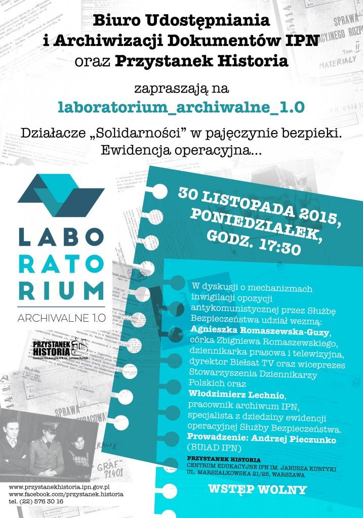 Plakat_IPN_LabArch_v5plakatplakat
