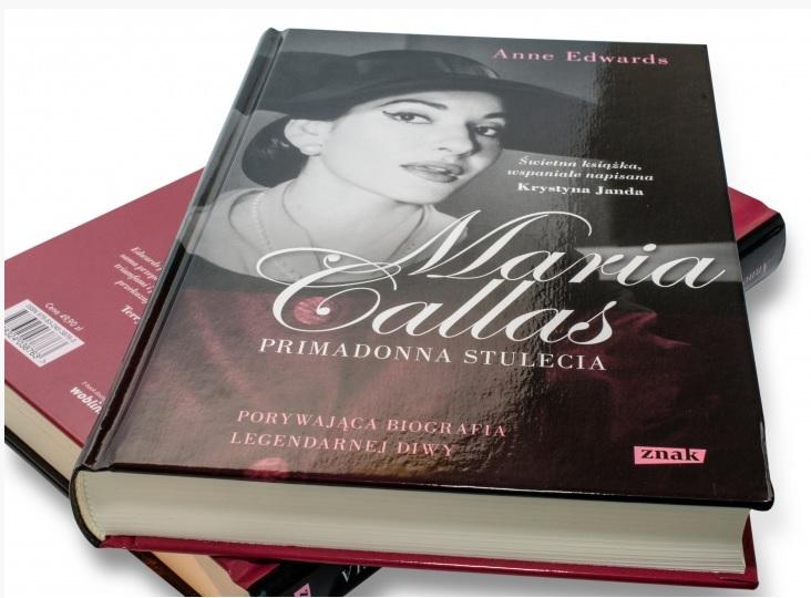 Anne Edwards, Maria Callas. Primadonna stulecia