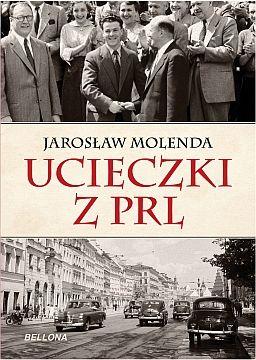 Jarosław Molenda, Ucieczki z PRL