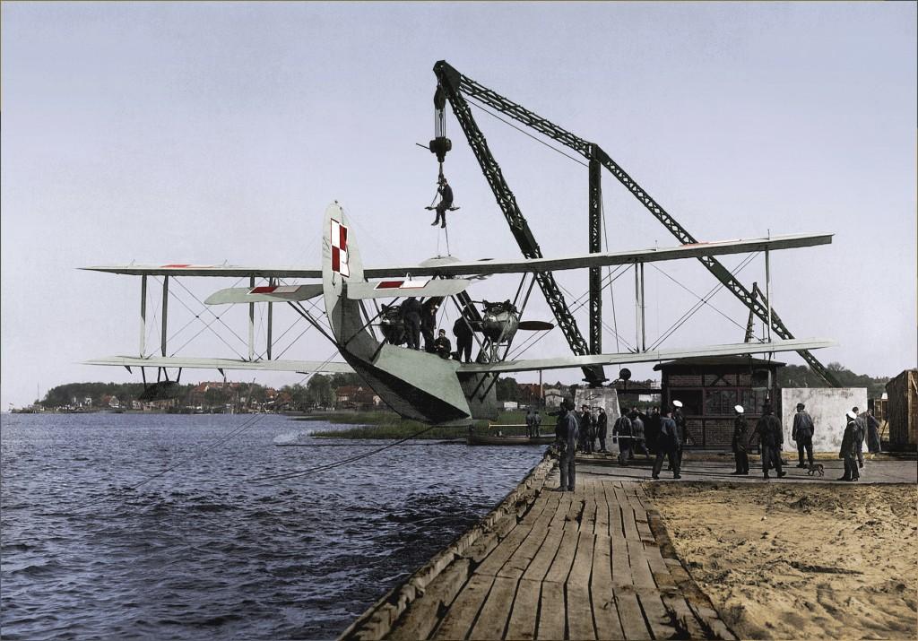 Łódź latająca Latham 43HB3, 1928 rok