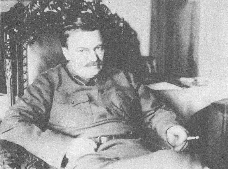 Wiaczesław Mienżyński. Źródło: Wikimedia Commons, domena publiczna.