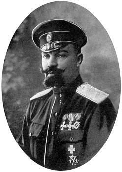 Generał Aleksandr P. Kutiepow. Źródło: Wikimedia Commons, domena publiczna.