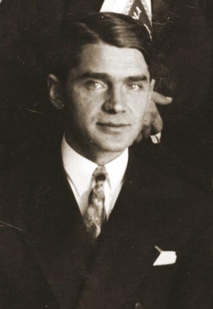 Wiktor Tomir Drymmer. Źródło: Wikimedia Commons, domena publiczna.