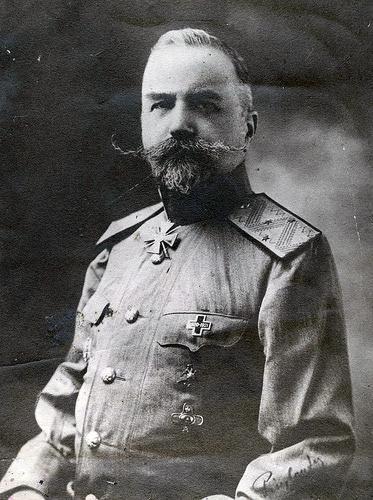 Generał Jewgiennij K. Miller. Źródło: Wikimedia Commons, domena publiczna.