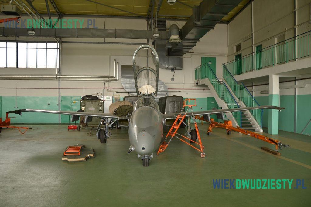 1618 - samolot wykorzystywany w 32. PLRT, 7. PLMB-R, 11. PLM, 3. PLM, 11. PLM, 6. ELT. Fot. M. Szafran, odwaszegofotokorespondenta.blogspot.com