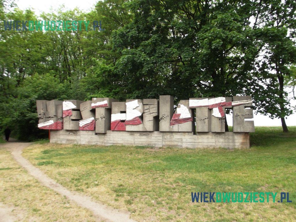 Westerplatte. Fot. M.Mokrosiński, wiekdwudziesty.pl