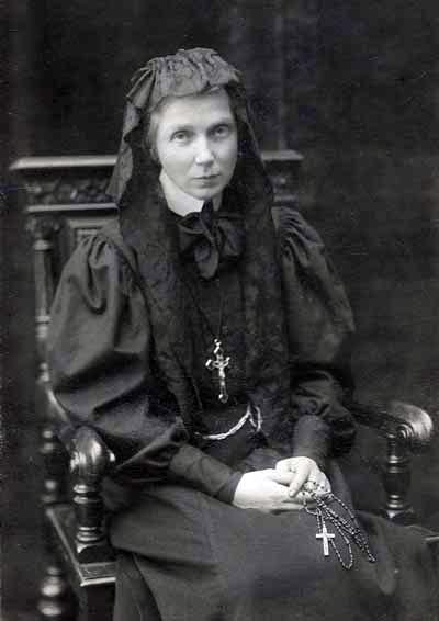 Święta Urszula Ledóchowska. Źródło: Wikimedia Commons, domena publiczna.