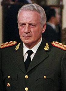 Leopoldo Galiteri w 1981 roku. Źródło: Wikimedia Commons, licencja: CC BY-SA 3.0