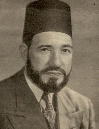 Hassan al-Banna. Źródło: Wikimedia Commons, domena publiczna.