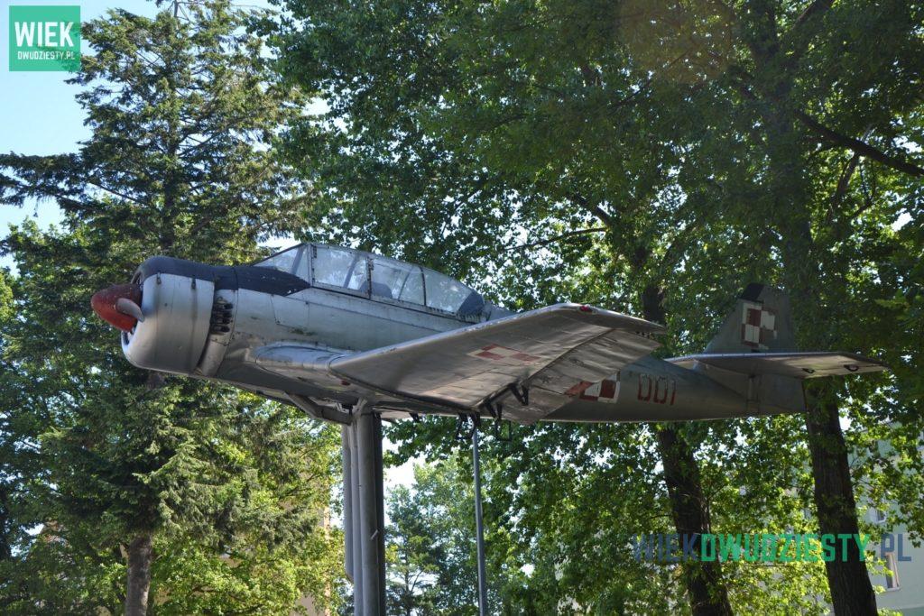 TS-8 Bies na osiedlu Babie Doły w Gdyni.Fot. M. Szafran, odwaszegofotokorespondenta.blogspot.com