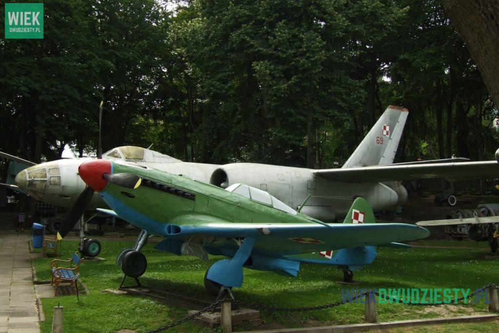 Jak-9P, Muzeum Marynarki Wojennej w Gdyni