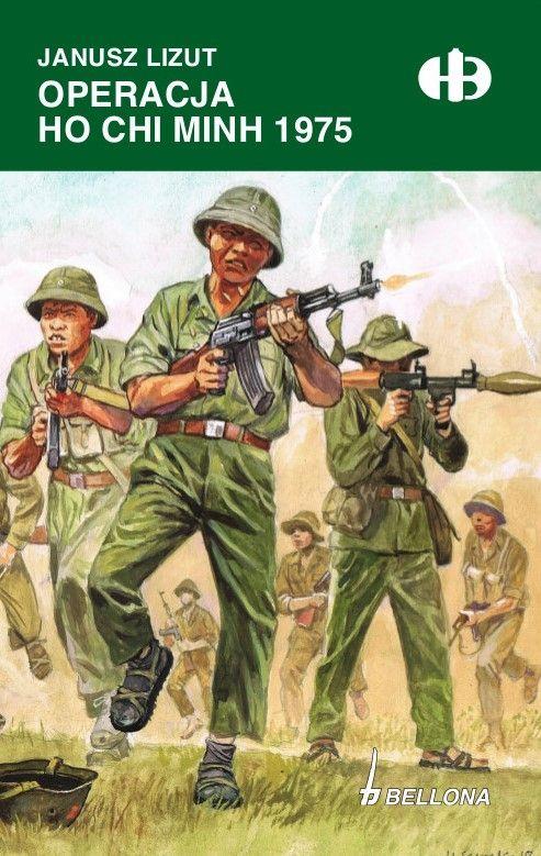Janusz Lizut, Operacja Ho Chi Minh 1975