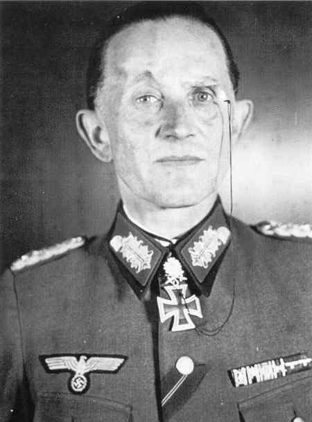 Dietrich von Saucken. Źródło: Wikimedia Commons, domena publiczna.