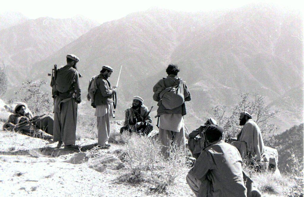 Mudżahedini w Afganistanie