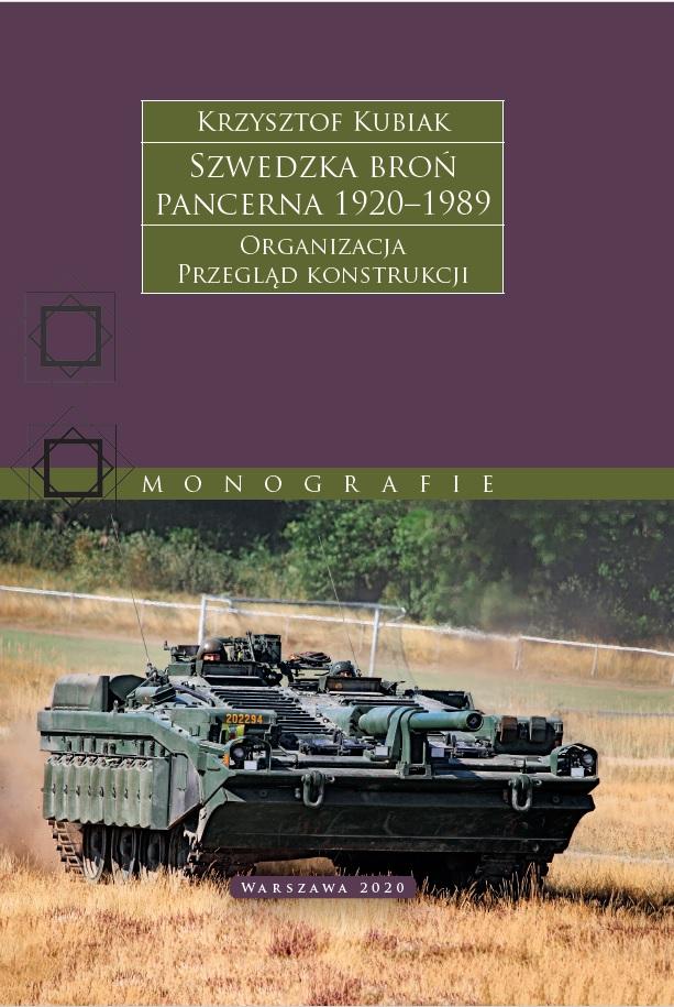 Krzysztof Kubiak, Szwedzka broń pancerna 1920-1989